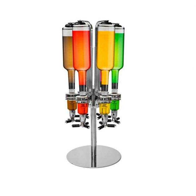 Home Bar Dispenser De Bebidas - 6 Garrafas